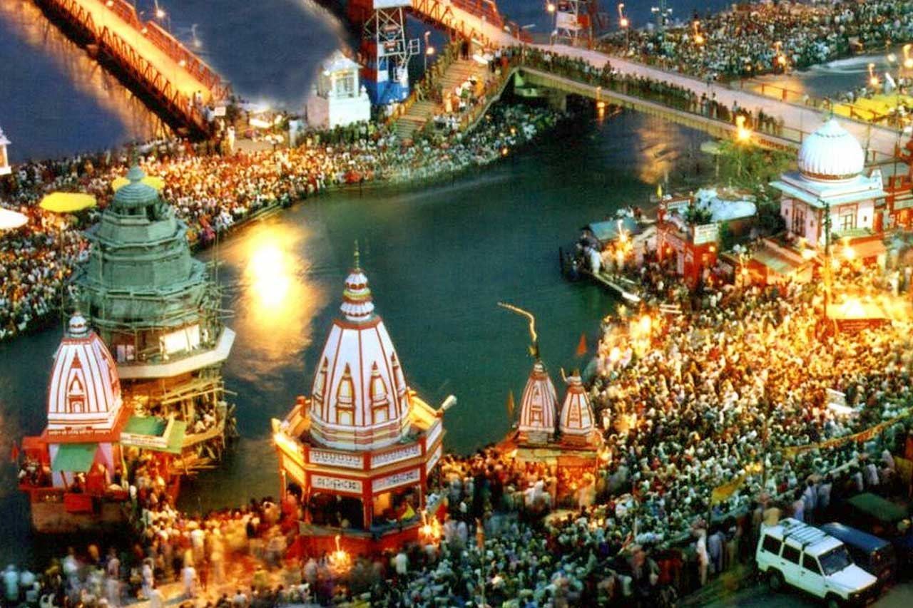 Best Hotel booking agent from Haridwar