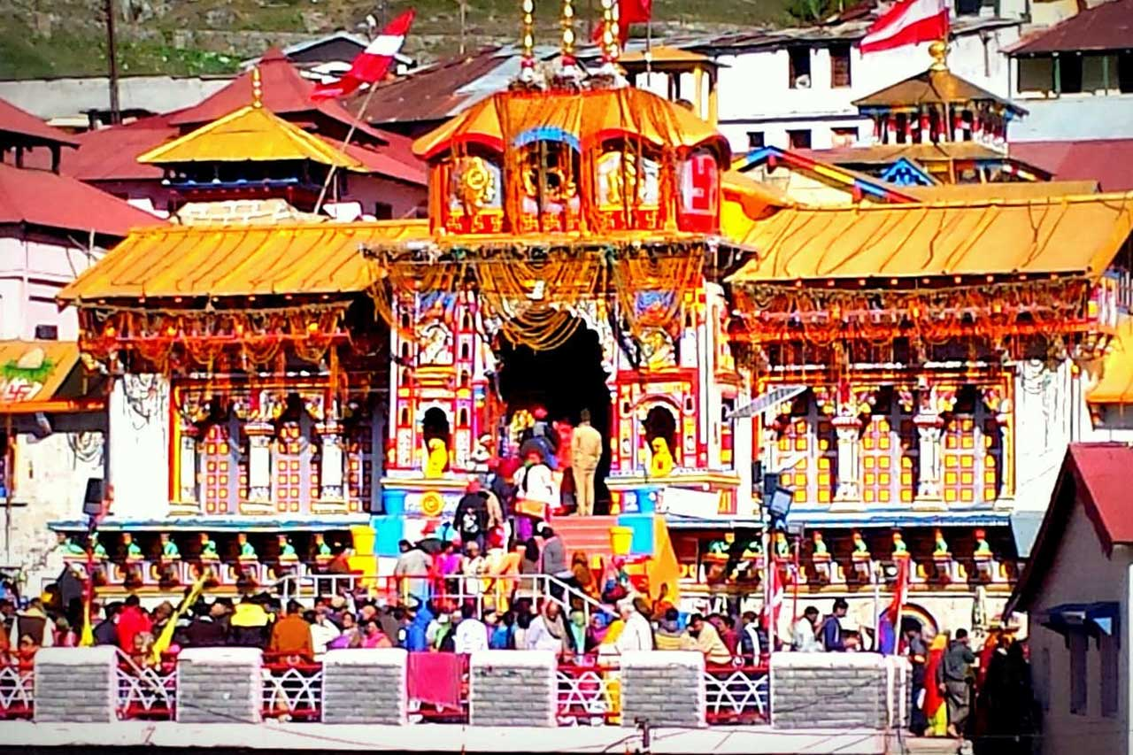 Special travel agent for chardham package