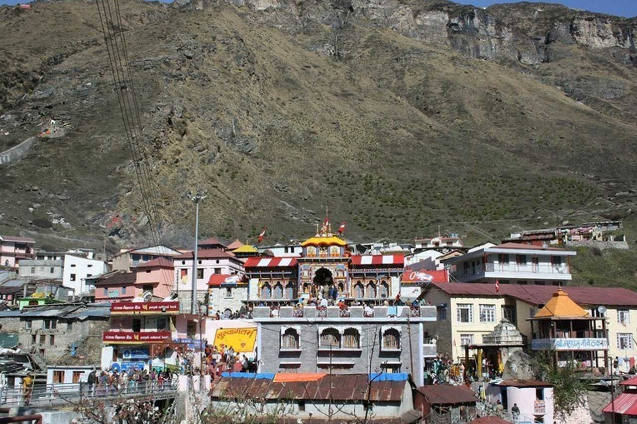 How to reach Kedarnath and Badrinath from Haridwar