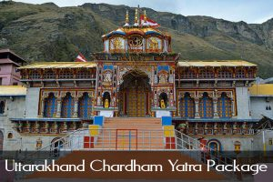 Uttarakhand Chardham Yatra Package
