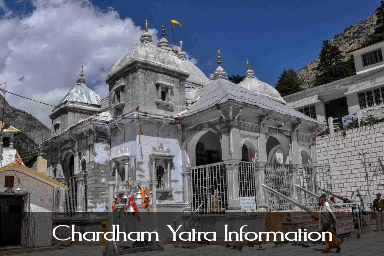 Chardham Yatra Information