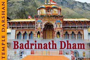 Badrinath temple, Badrinath Dham