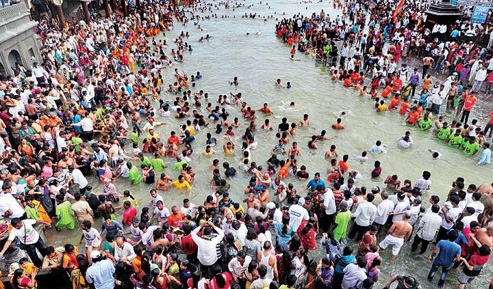 Hotel booking for Kumbh Mela